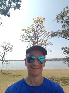 Brasília - DF - 08/2019 - Regata de Windsurf, Katanka.